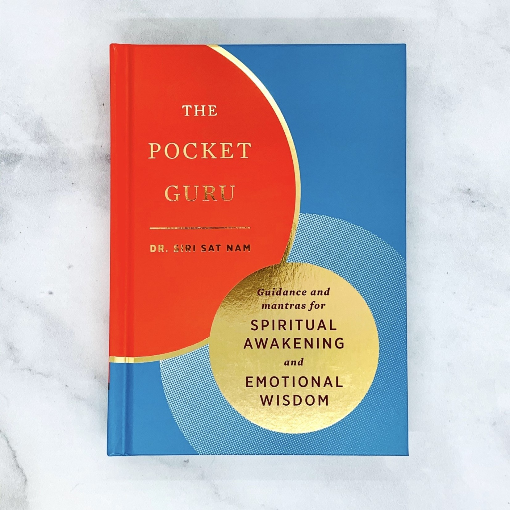 The Pocket Guru Guidance and Mantras for Spiritual Awakening and Emotional Wisdom
