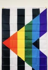 Pride Flag 3x5 $5 Donated to IYG