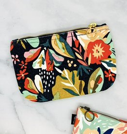 NOW Superbloom Small Zipper Pouch