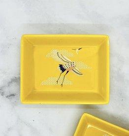 Flight Of Fancy Ceramic Tray