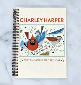 POMEGRANATE 2021 Engagement Calendar: Charley Harper
