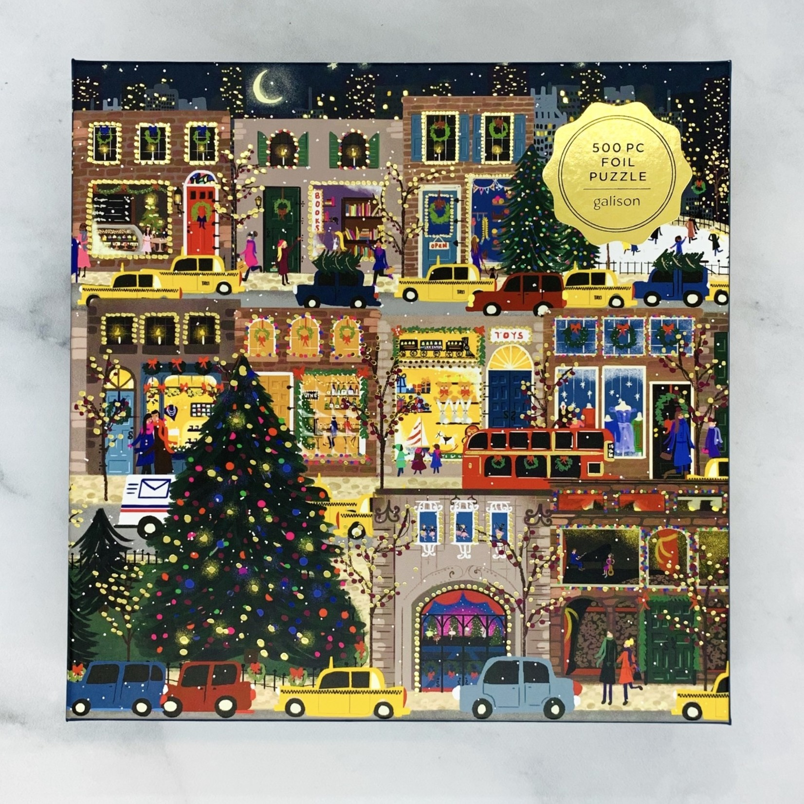 Holiday 500 Piece Puzzles