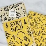 Stay Wild Dishtowel