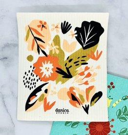 Floral & Botanical Swedish Dishcloths