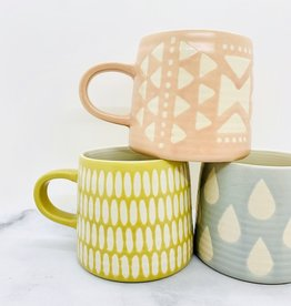 NOW Imprint Mugs
