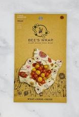 Bee's Wrap Meadow Magic Plant Based Wraps