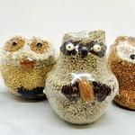 Woodland Birdseed Ornaments