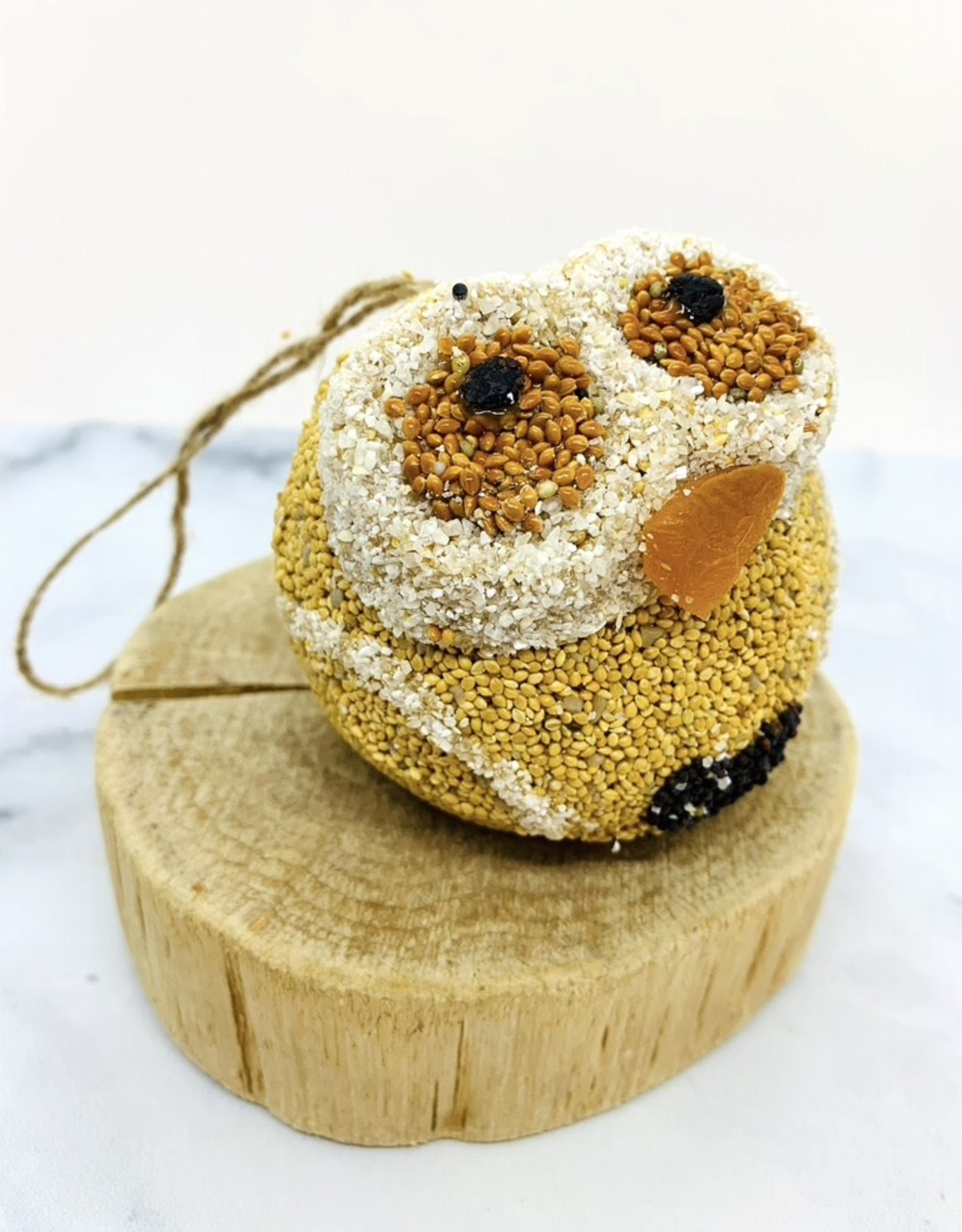 Mr. Bird Woodland Birdseed Ornaments
