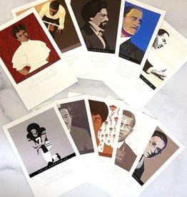 StudioF60 Set/10 Postcards for change