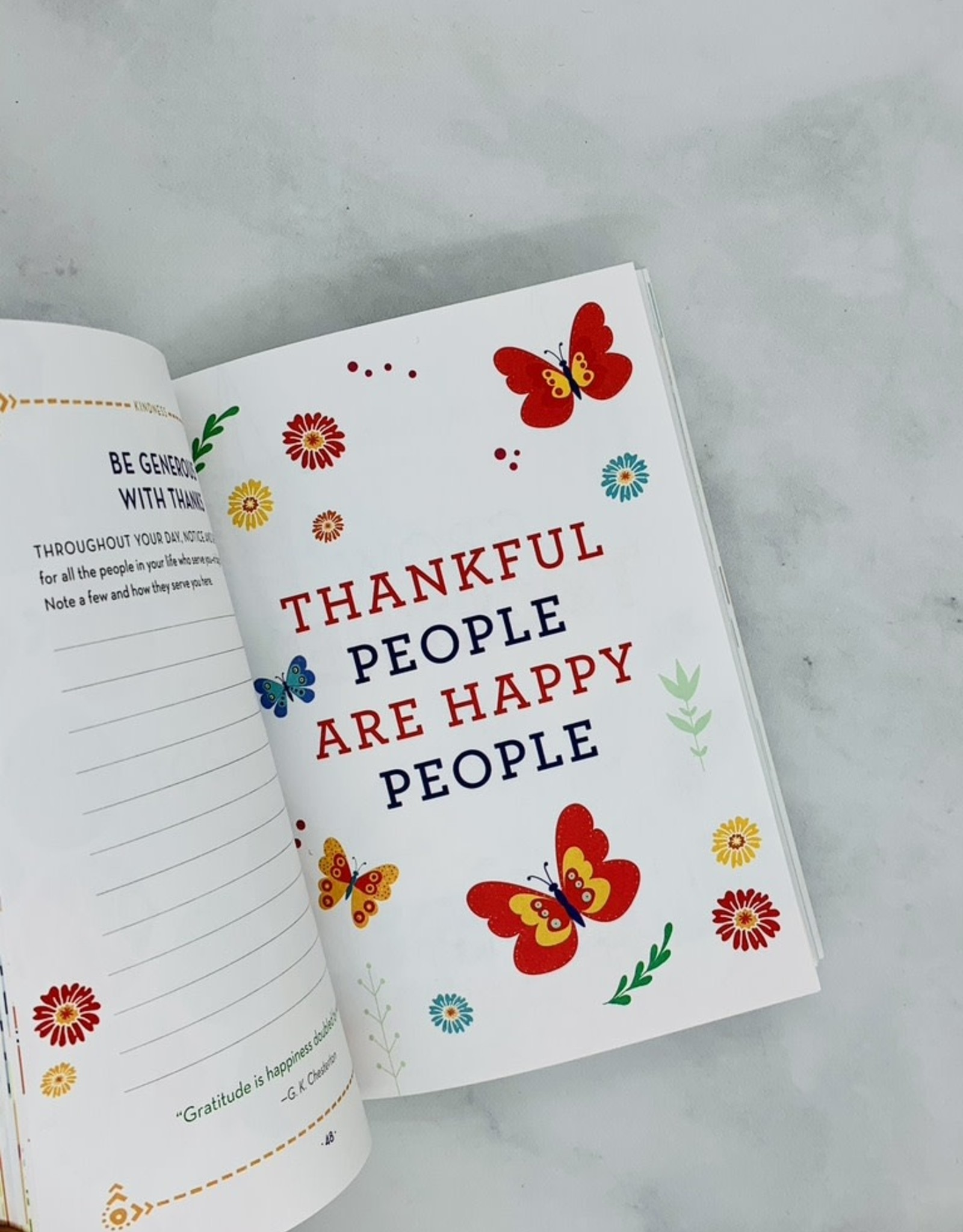 My Little Lykke Journal How to be happy by FiNDing the Good in the World