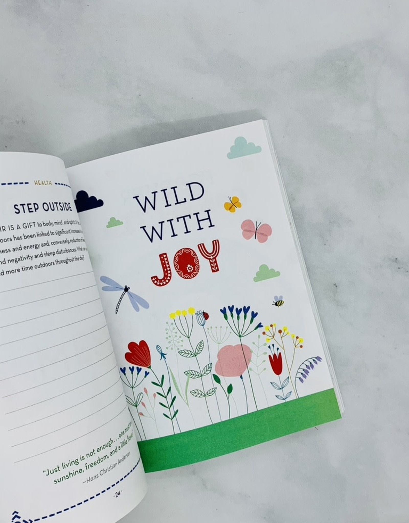 My Little Lykke Journal How to be happy by Fidning the Good in the World