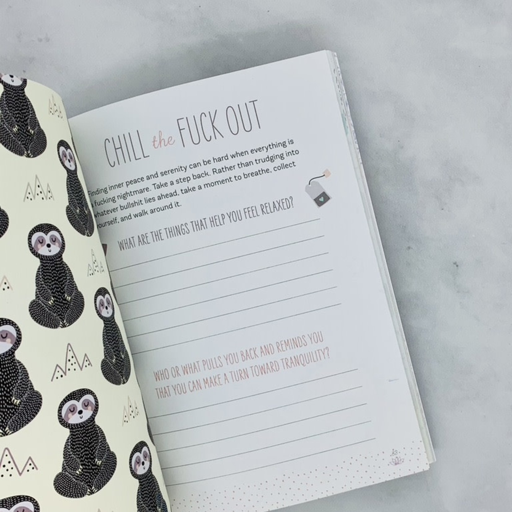 Zen as F*ck at Work A Journal for Banishing the Bullsh*t and Finding Calm in the Chaos