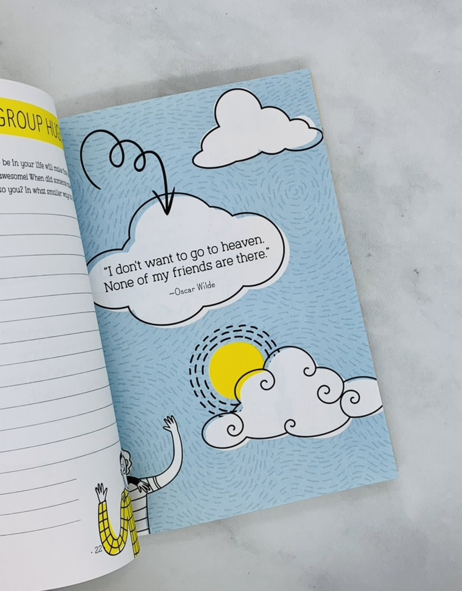 Macmillan YOU ARE MY F*CKING SUNSHINE A Gratitude Journal for the Sh*t That Makes  Your World Happy and Brigh