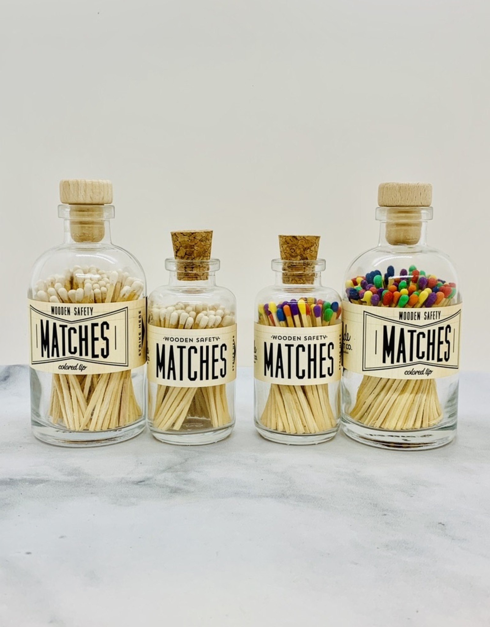 CREATIVECOOP Vintage Apothecary Matches