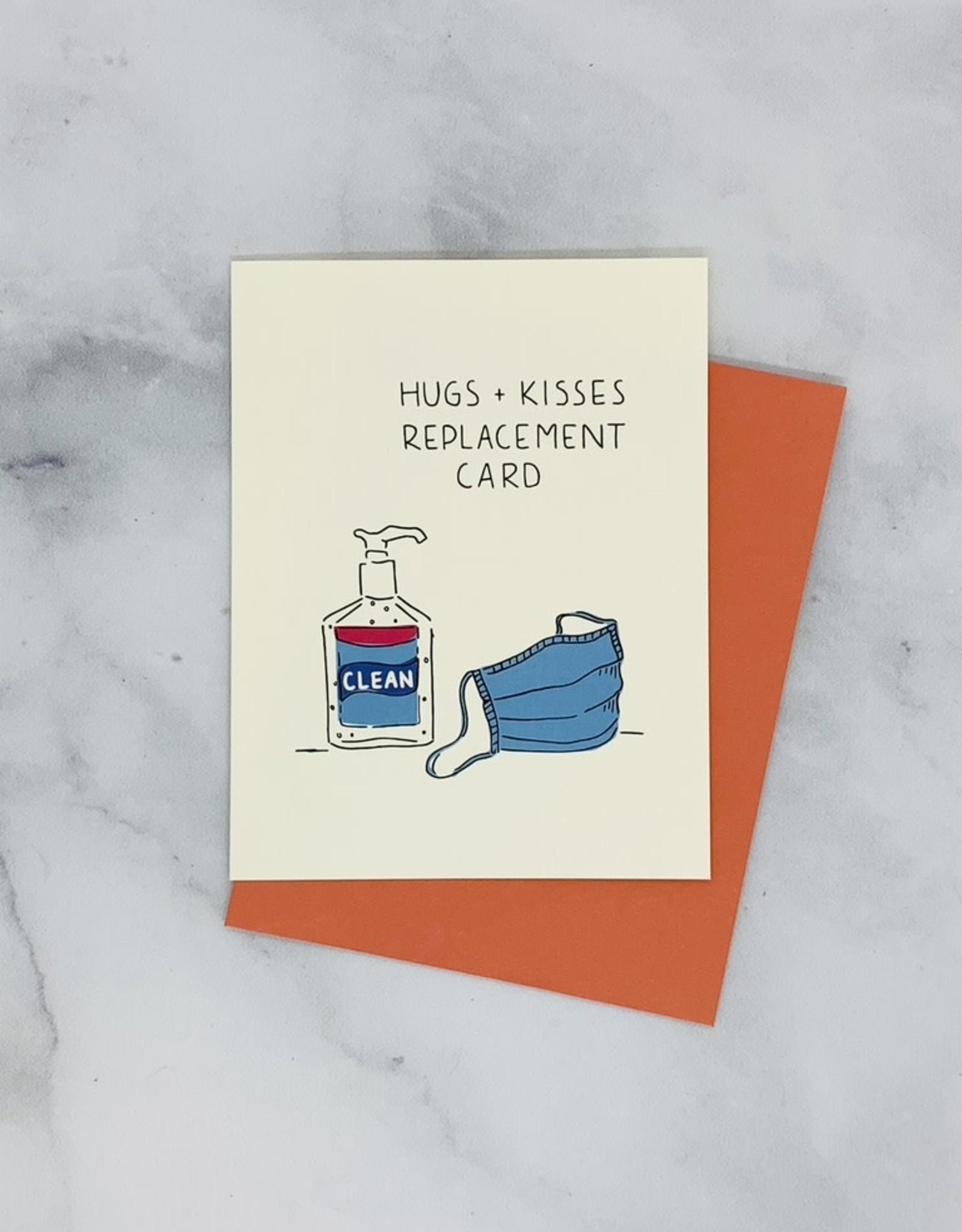 Pop + Paper Coronavirus Card