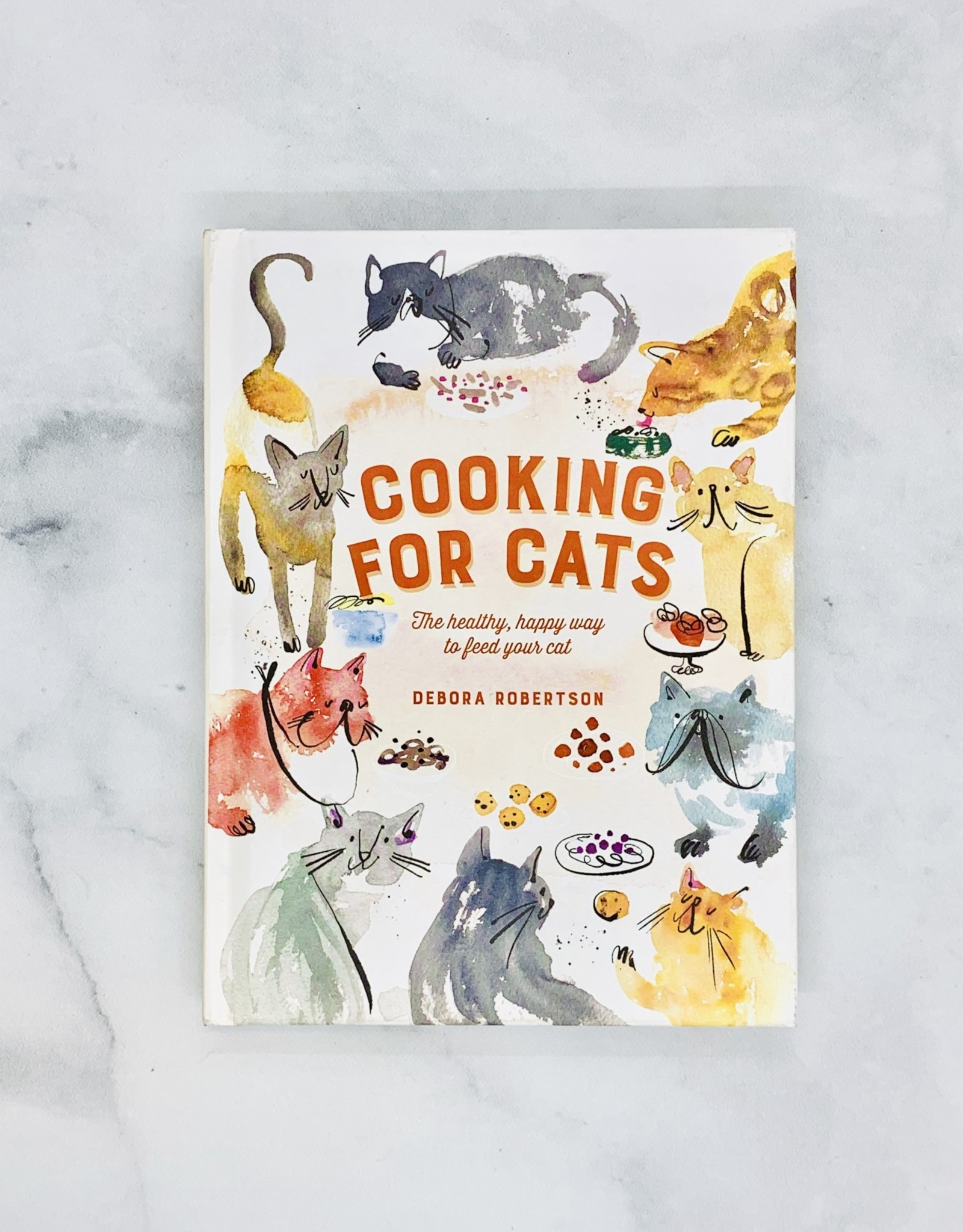 RANDOMHOUSE Cooking For Cats