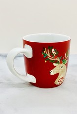 NOW Dasher Deer Mug