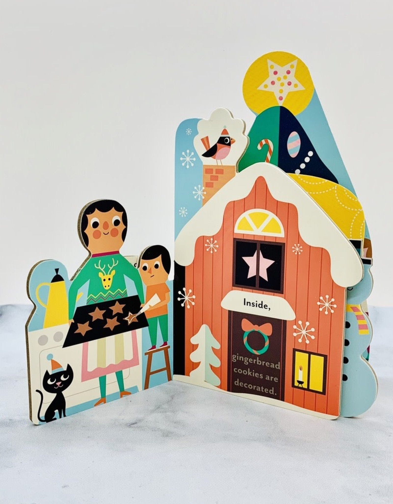 BOOKSCAPE BOARD BOOKS: CHRISTMAS CHEER