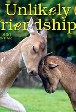 2021 Mini Calendar: Unlikely Friendships