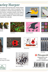 POMEGRANATE 2021 Mini Wall Calendar: Charley Harper