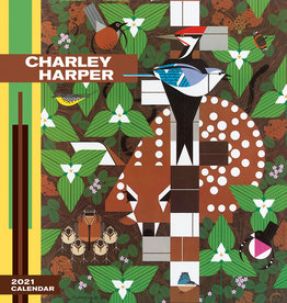 POMEGRANATE 2021 Wall Calendar: Charley Harper