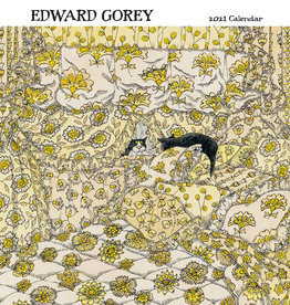 POMEGRANATE 2021 Wall Calendar: Edward Gorey