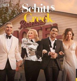 Simon & Schuster Schitt's Creek 2021 Wall Calendar