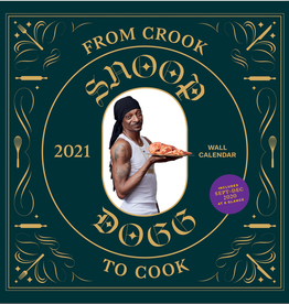From Cook to Crook 2021 Wall Calendar