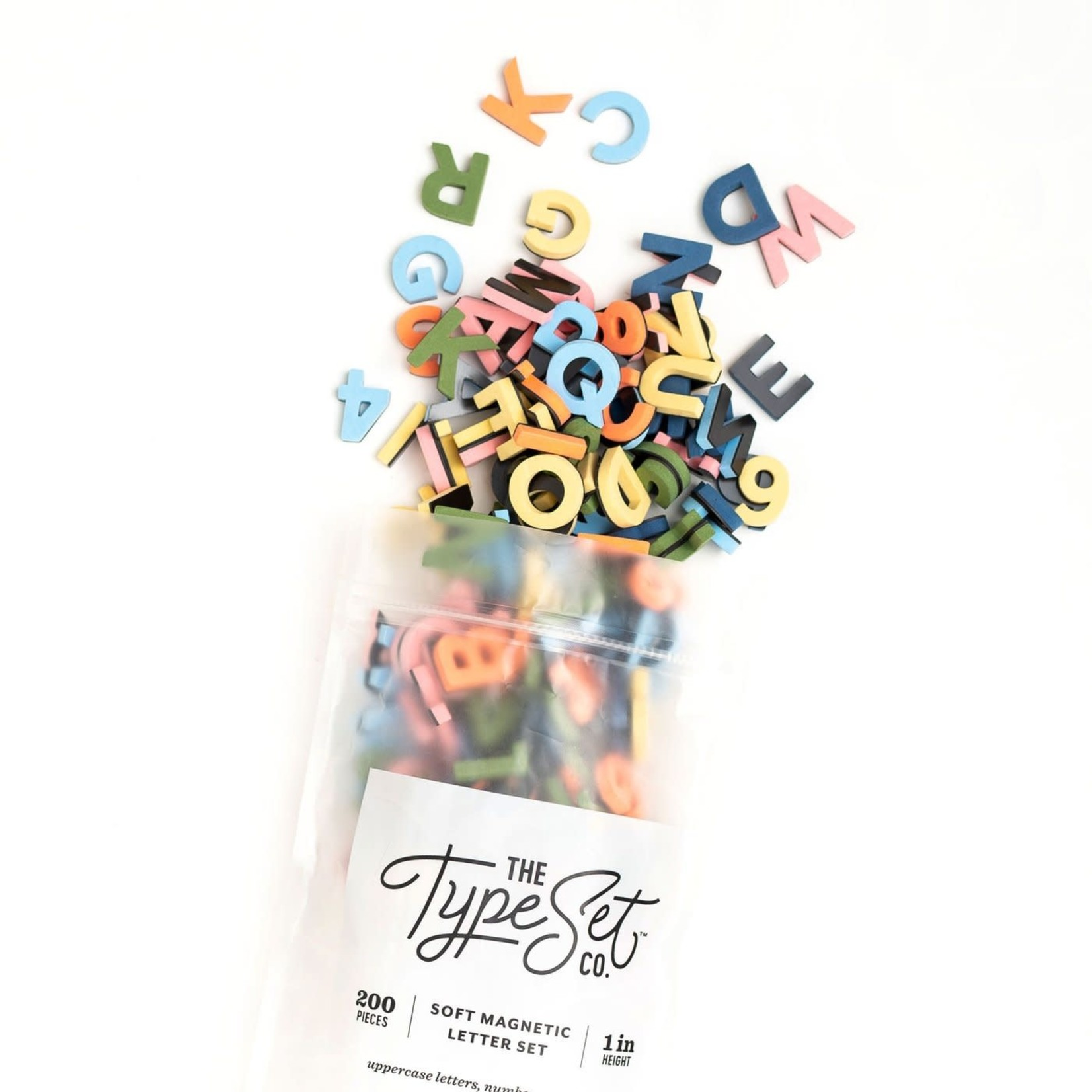 Mod Mixed Letter Magnets
