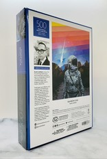 Scott Listfield Rainbow One 500 Piece Puzzle