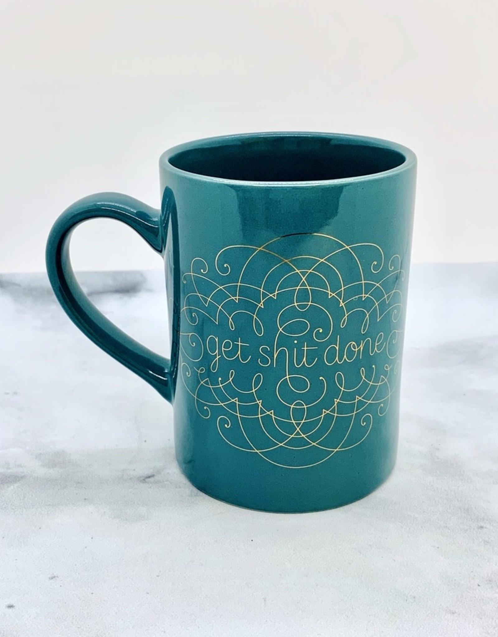 Get Shit Done Nevada Mug