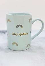 Fringe Studio LLC Stay Golden Nevada Mug