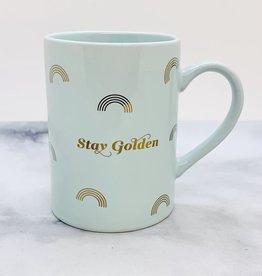Fringe Studio LLC Stay Golden Nevada Mug