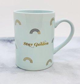 Stay Golden Nevada Mug