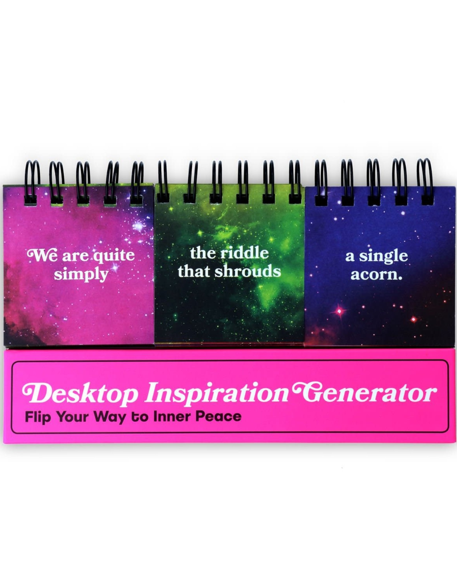 KnockKnock Desktop Inspiration Generator