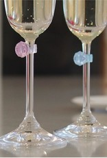 Gem Wine Markers