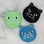 Kitty Scrub Sponge, Set of 3