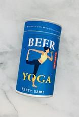 Kikkerland Beer Yoga