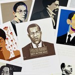 11 x 14 Art Print by F60