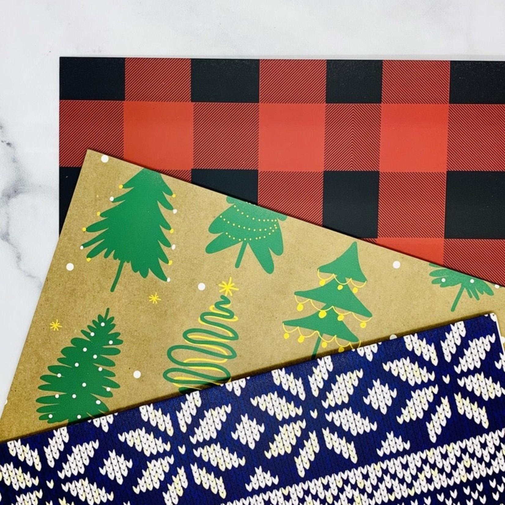 Calendar Gift Wrap