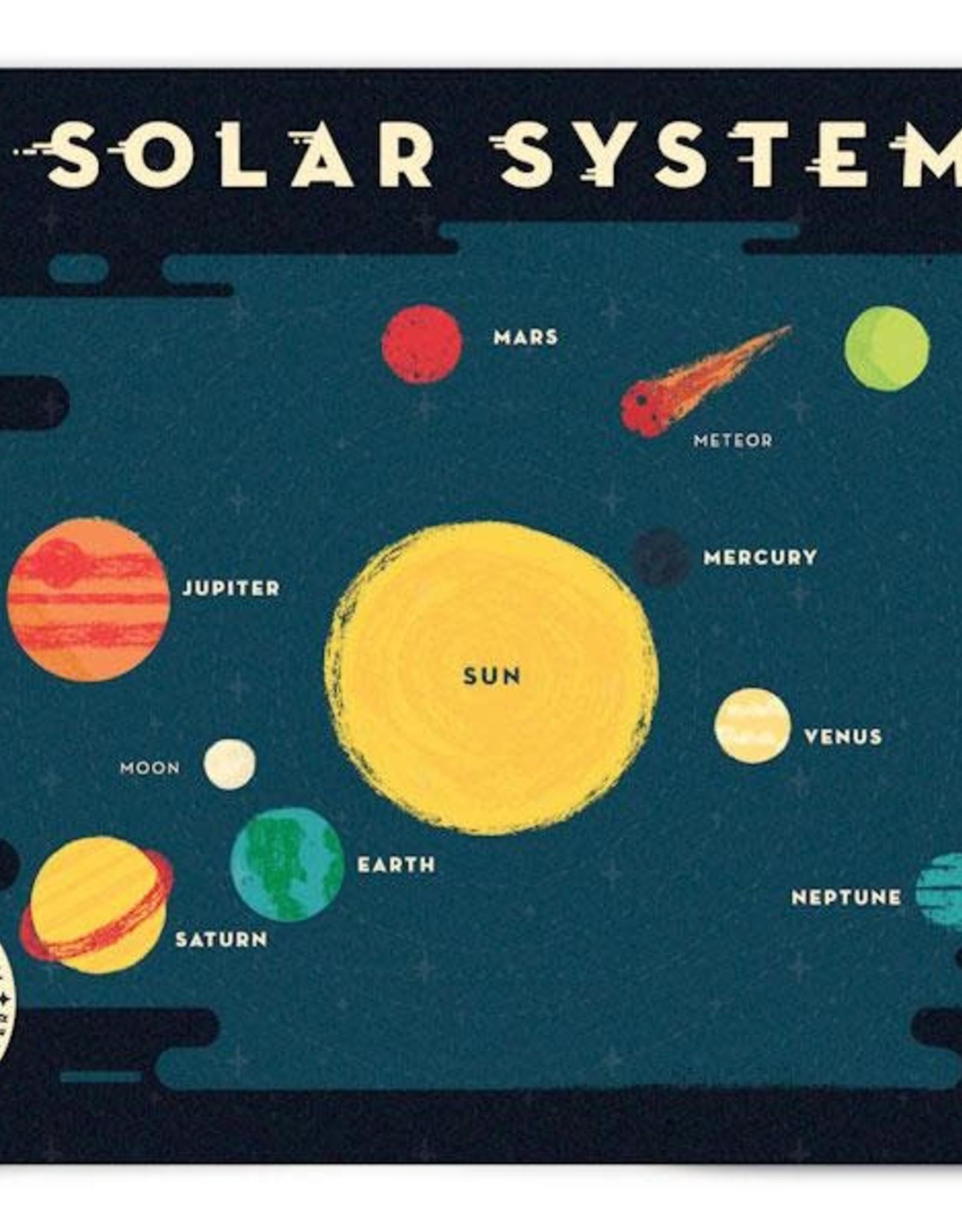 "Ello There Print Co. Solar System 18""x24"" Print"