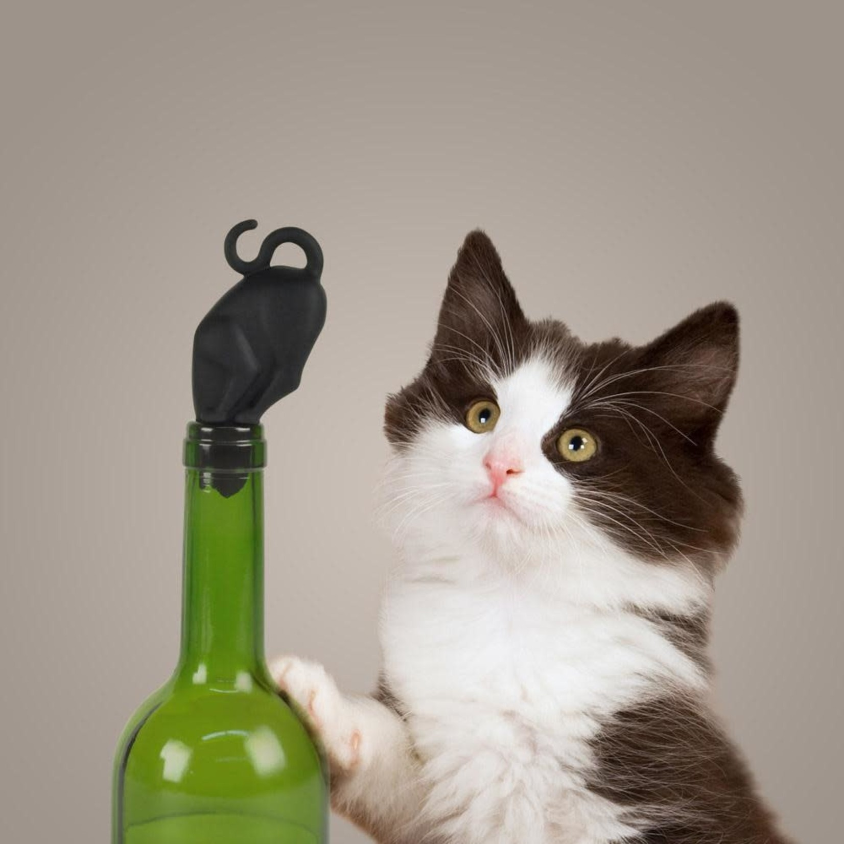 Fred Wine Stopper