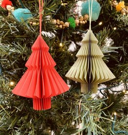 "CREATIVECOOP 4""H Paper Tree Ornaments"