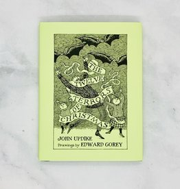 POMEGRANATE Gorey's Twelve Terrors of Christmas Book