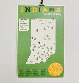 Ello Indiana State Park Checklist