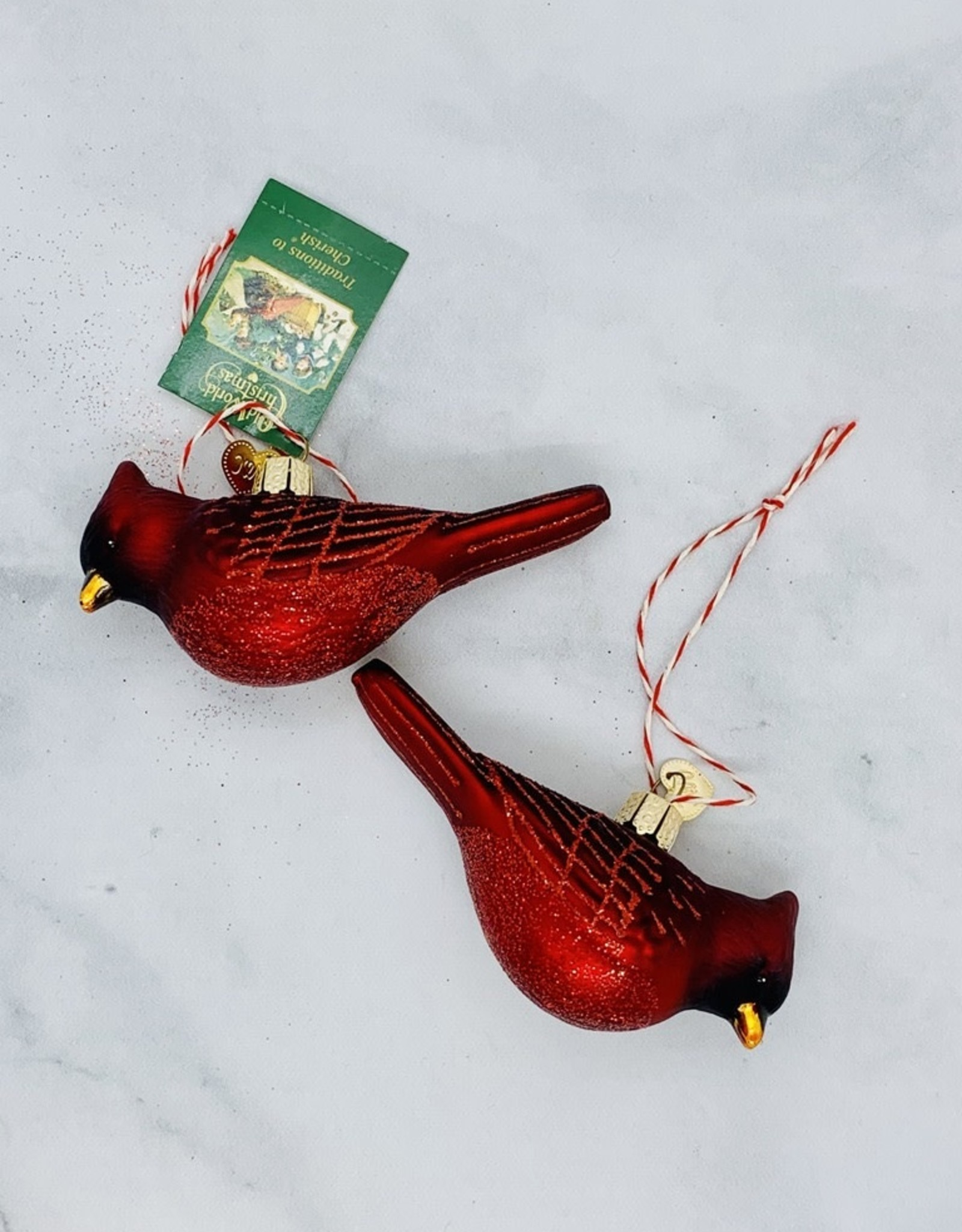 Northern Cardinal Ornament