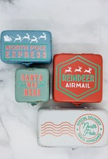 Metal Holiday Boxes