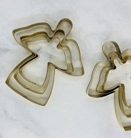 CREATIVECOOP Set of 3 Angel Cookie Cutters