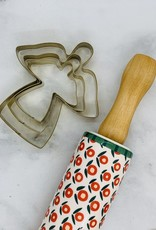 CREATIVECOOP Set of 3 Angel Cookie Cutters