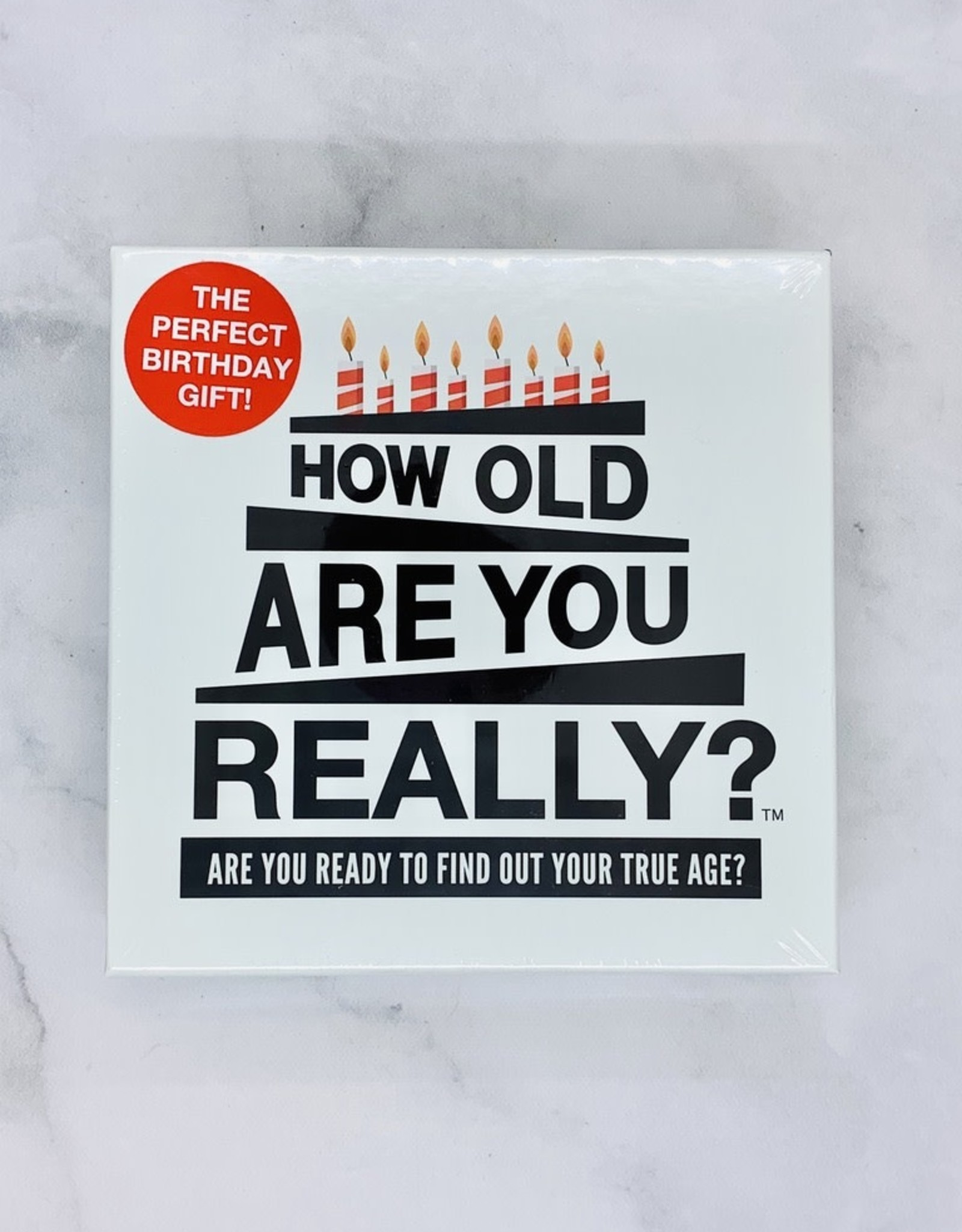 How Old Are You Really?